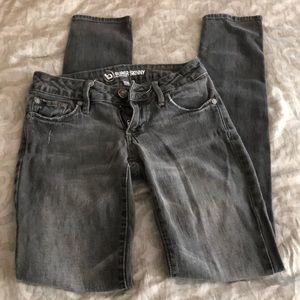Super Cool Ash Grey Bullhead Jeans!